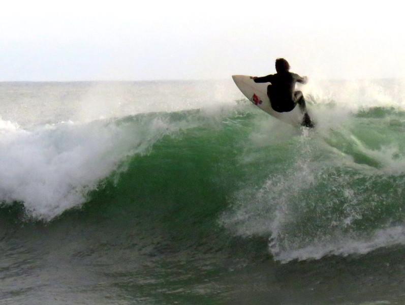 rincon classic surfing