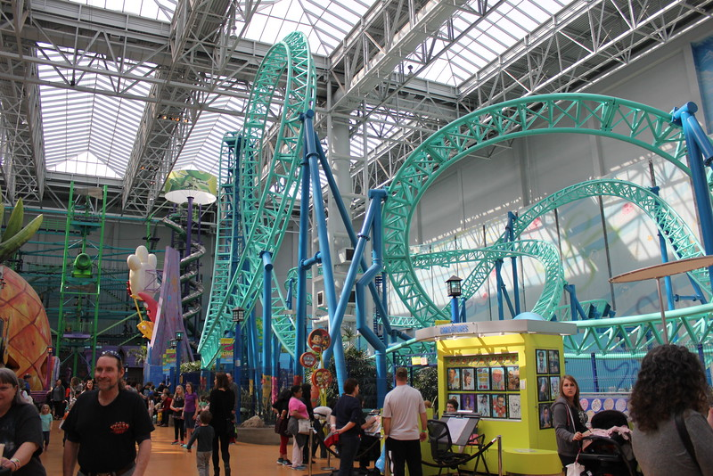 mall of america visit minnesota
