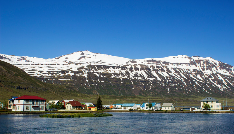 Seydisfjordur places to visit in iceland