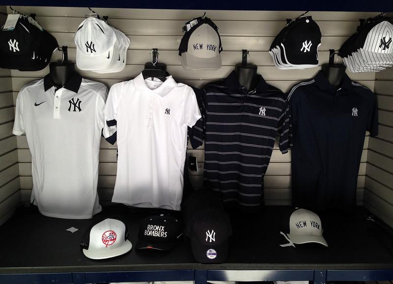 yankees merchandise store