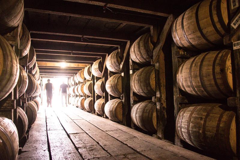bourbon trail in kentucky