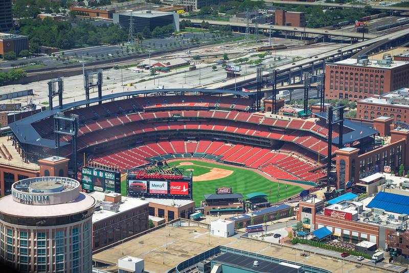 st louis cardinals busch stadium