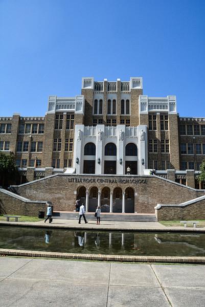little rock central high school