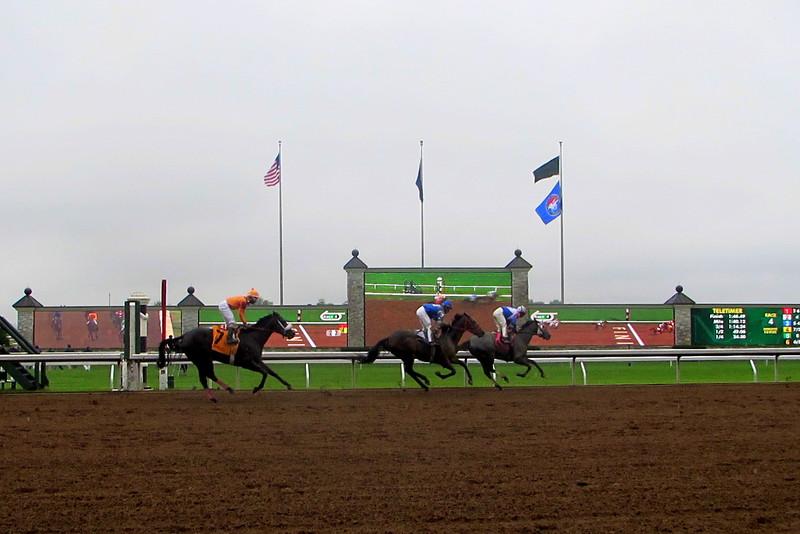 Keeneland Race Course Lexington Kentucky