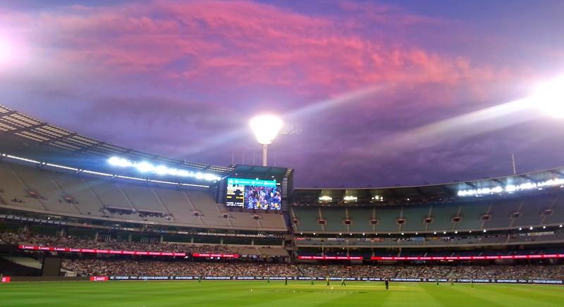 big bash league cricket
