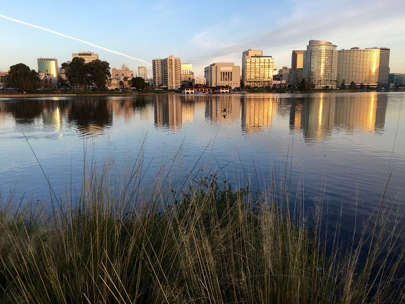 lake merritt california