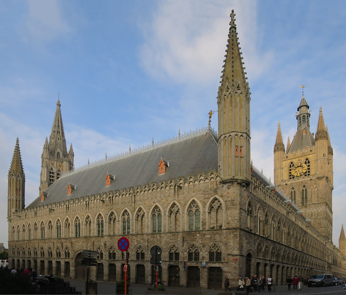 the cloth hall belgium
