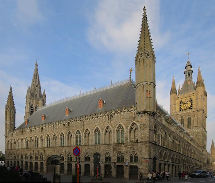 the cloth hall belgium