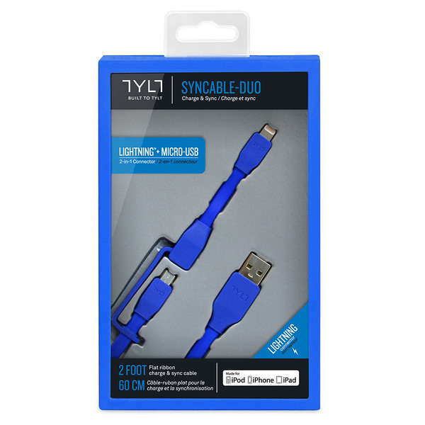 tylt syncable duo cable