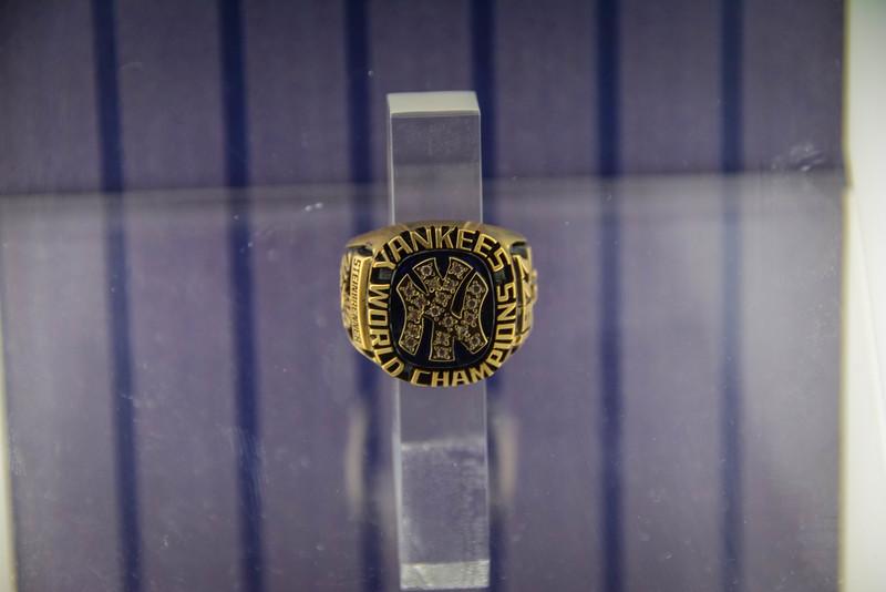 yankees championship rings