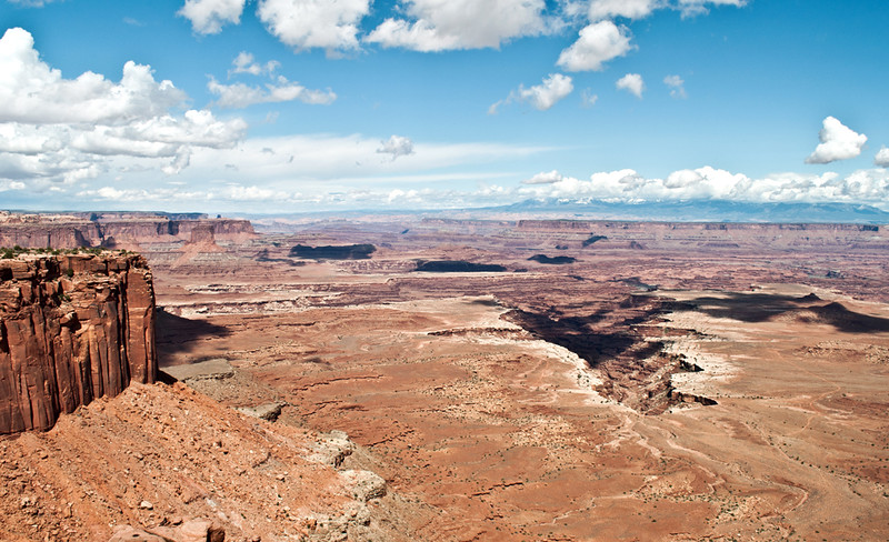canyonlands national park mighty 5