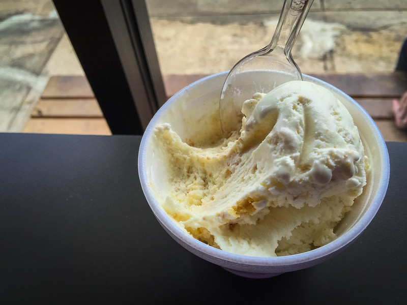 sweet noshings banana pudding ice cream