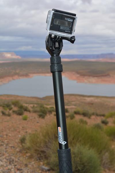 goscope boost plus extension pole