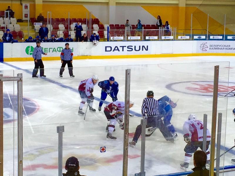 ice hockey in belarus
