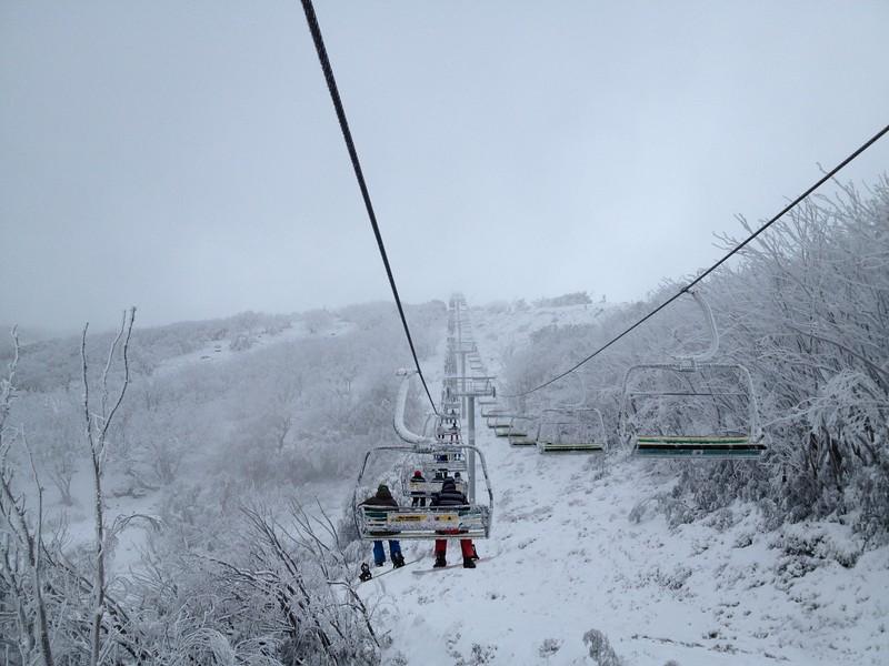 new zealand ski season
