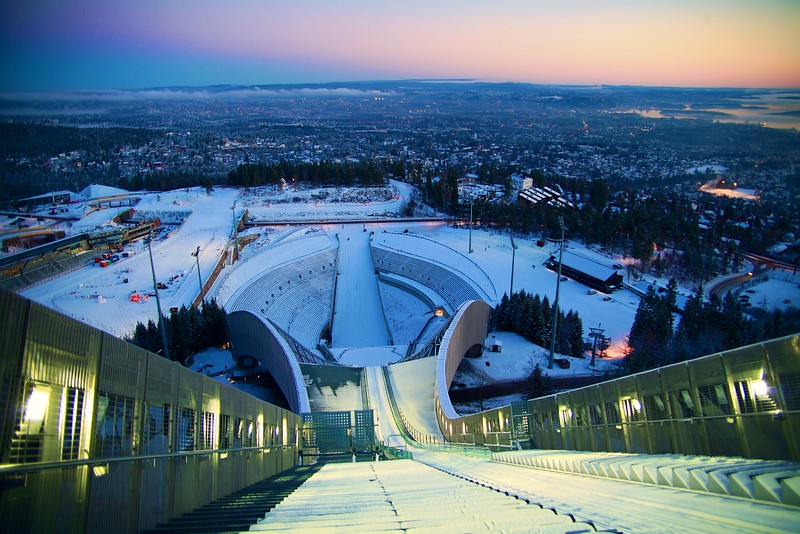 Holmenkollen Ski Tower and Museum